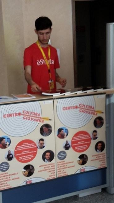 Partecipazione èStoria 2018: candidature come relatori