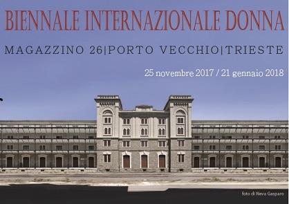 Stella Radicati alla Biennale Internazionale Donna 2017