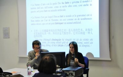 """V Giornate di studio """"Giovani, Cultura e Istituzioni"""": il programma"""