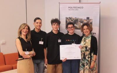 """""""This city taht never ends"""": First prize in the competition Polyculture"""